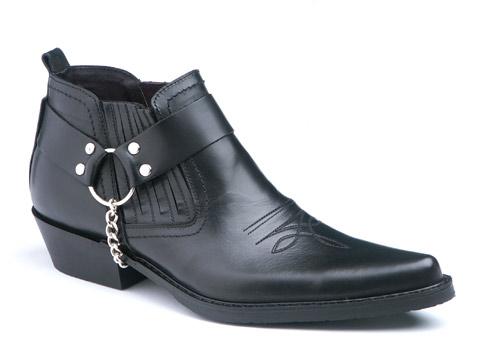 cee6e3ef стильная мужская обувь : ковбойская обувь